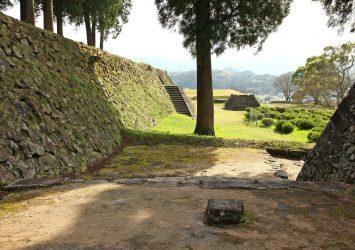 人吉城の風景 熊本の風景