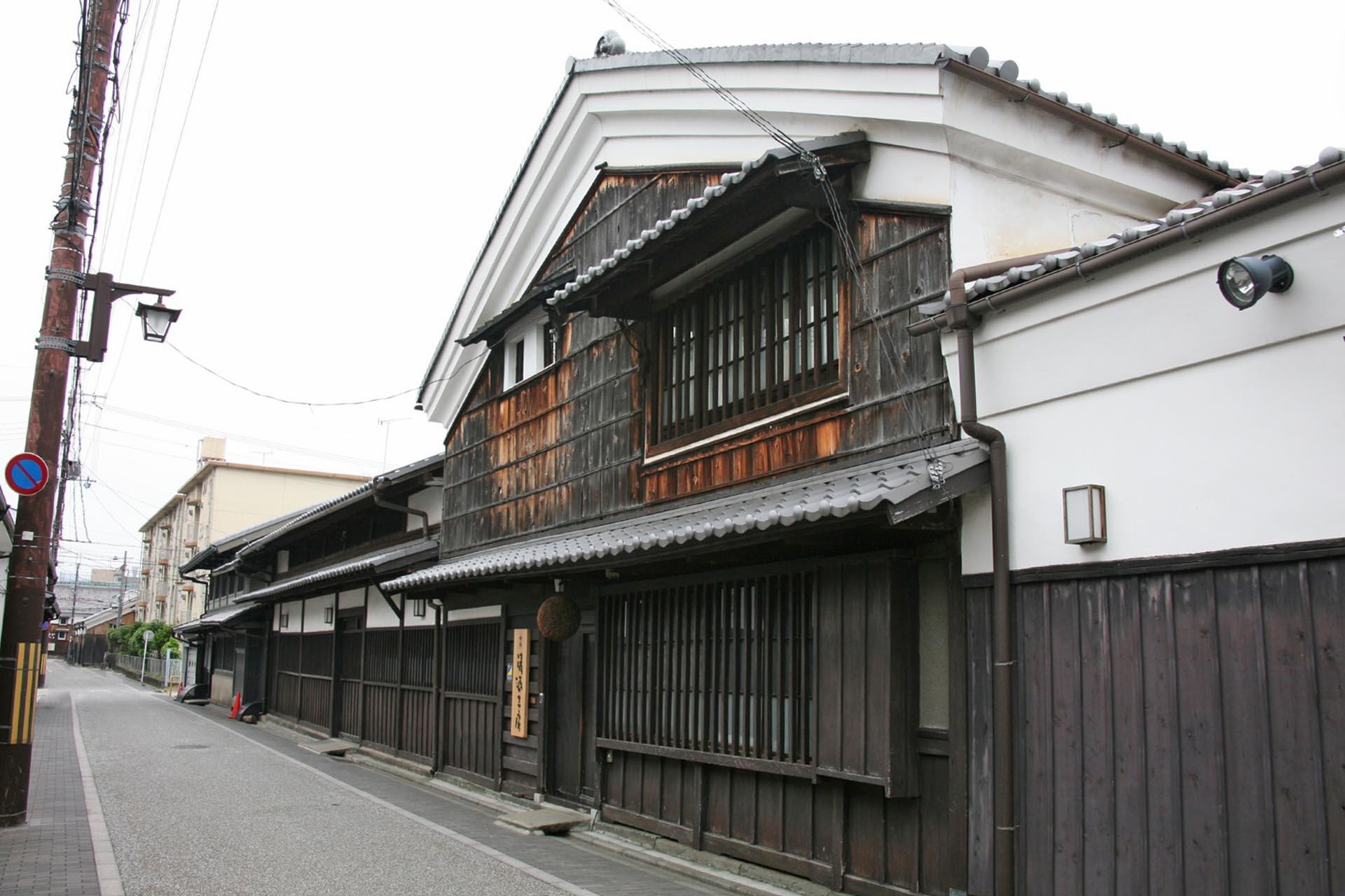 伏見の風景 京都の風景