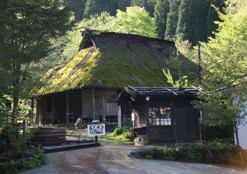奥飛騨温泉郷の風景 岐阜の風景
