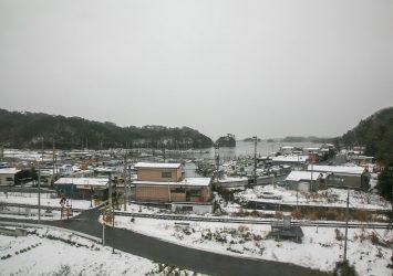 冬の松島 宮城の風景