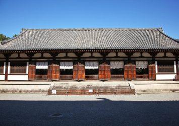 唐招提寺 奈良の風景