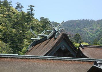 出雲大社の風景 島根の風景