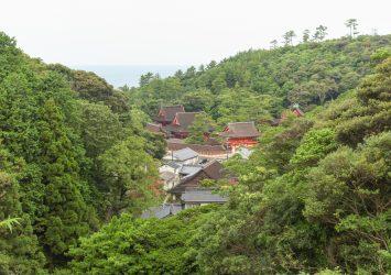 日御碕神社の風景 島根の風景