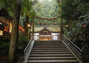大神神社の風景 奈良の風景