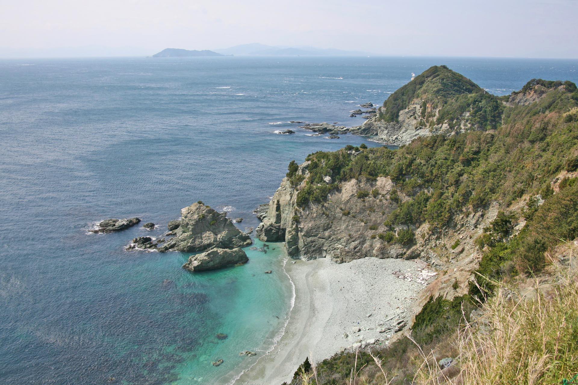 佐田岬の風景 愛媛の風景