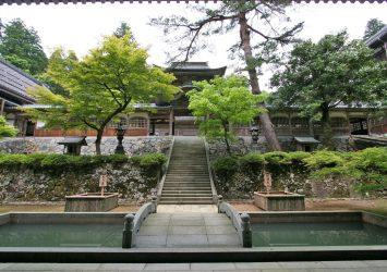 永平寺の風景 福井の風景