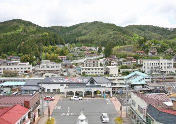 気仙沼駅 宮城の風景