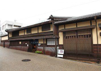 松阪の古い町並み 三重の風景