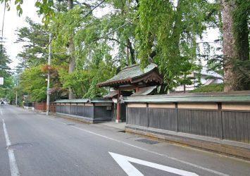 夏の角館 秋田の風景