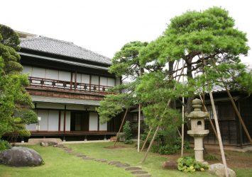 旧堀田邸 千葉の風景