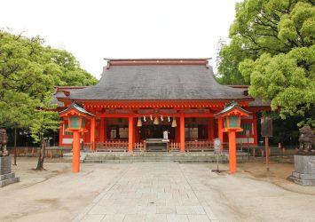 住吉神社 福岡の風景