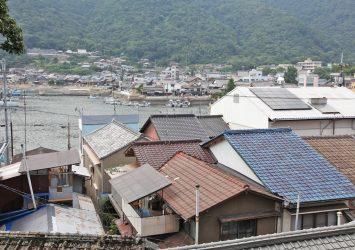 鞆の浦の風景 広島の風景