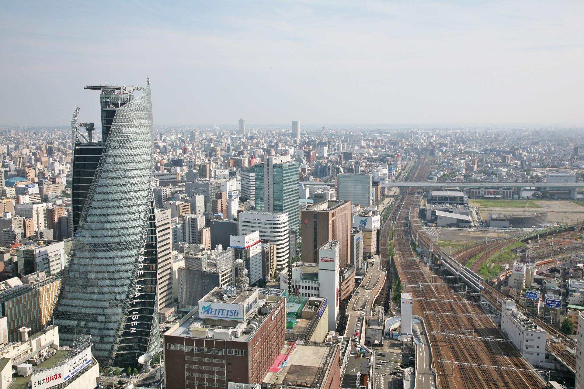 名古屋の風景 愛知の風景