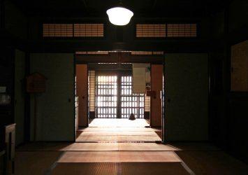旧篠原家住宅 栃木の風景