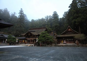 遠江國一之宮 小國神社 静岡の風景