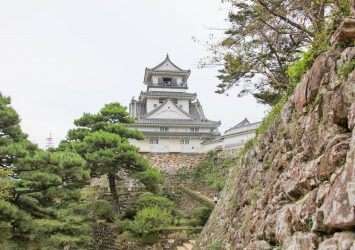 高知城 高知の風景