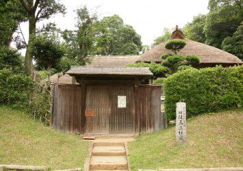 佐倉の伝統的な武家屋敷 千葉の風景