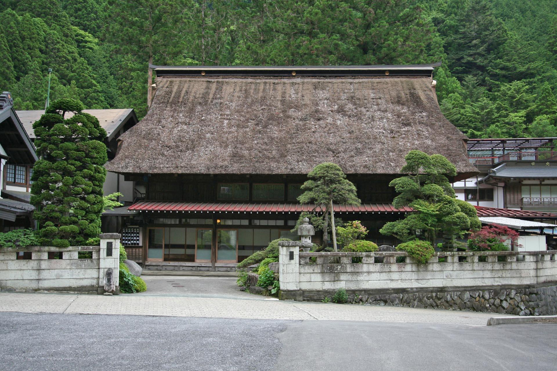 檜原村の風景 東京の風景