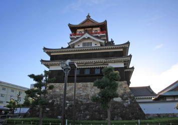清洲城 愛知の風景