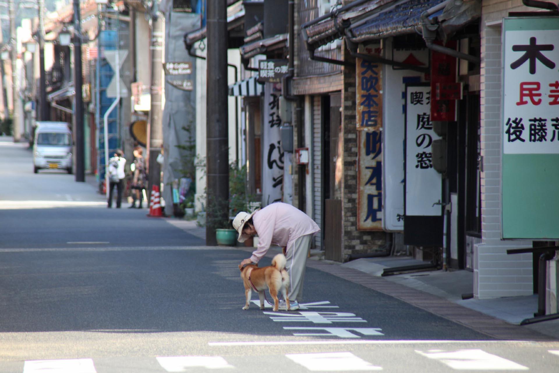 倉吉の風景 鳥取の風景