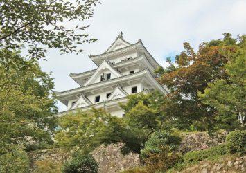 郡上八幡城 岐阜の風景