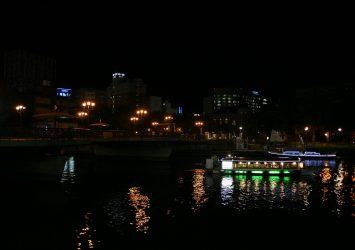 博多の夜 福岡の風景