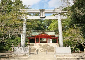 香取神宮 千葉の風景