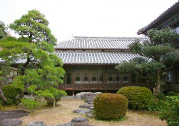 雲仙市神代小路「鍋島邸」 長崎の風景