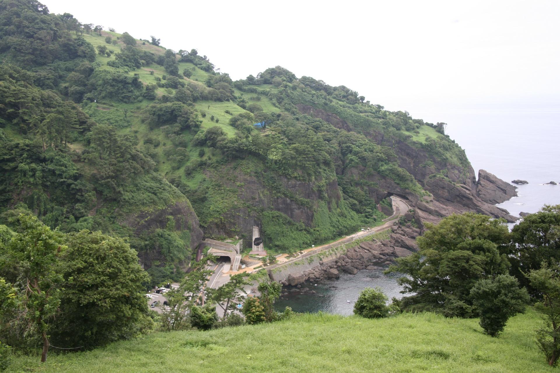 夏の越前海岸 福井の風景