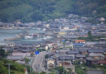 日本の島 因島 広島の風景