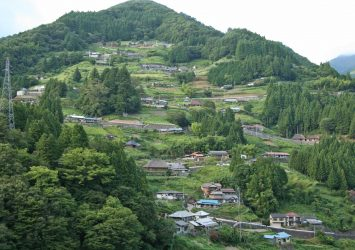 祖谷の風景 徳島の風景
