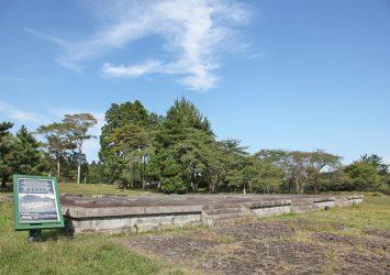 多賀城跡 宮城の風景